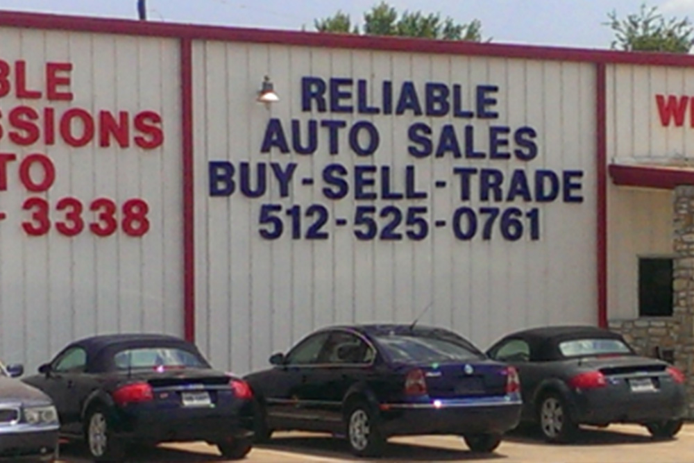 used car dealership austin tx 78728 reliable auto sales used car